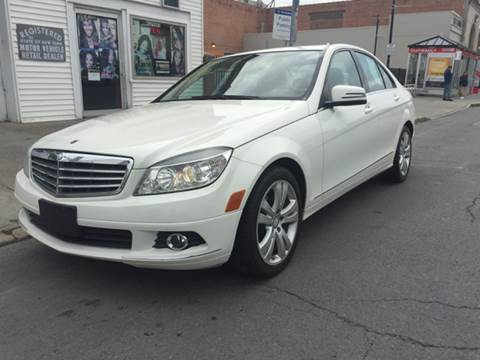 2010 Mercedes-Benz C-Class for sale at Perez Auto Group LLC -Little Motors in Albany NY