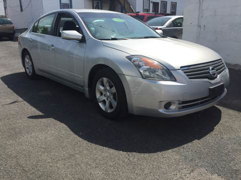 2009 Nissan Altima for sale at Perez Auto Group LLC -Little Motors in Albany NY