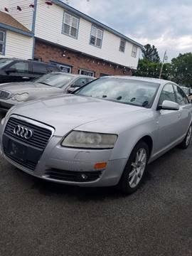 2005 Audi A6 for sale at Perez Auto Group LLC -Little Motors in Albany NY