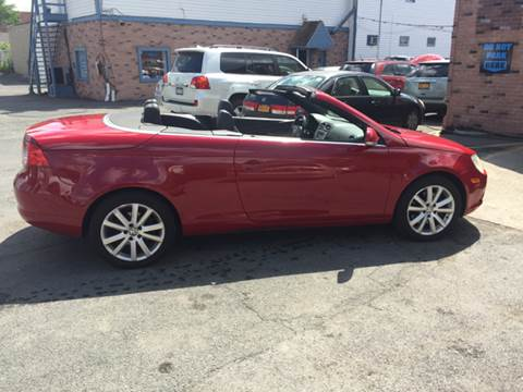 2008 Volkswagen Eos for sale at Perez Auto Group LLC -Little Motors in Albany NY