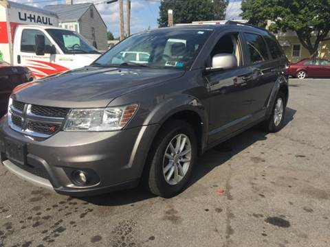 2013 Dodge Journey for sale at Perez Auto Group LLC -Little Motors in Albany NY