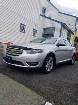 2013 Ford Taurus for sale at Perez Auto Group LLC -Little Motors in Albany NY
