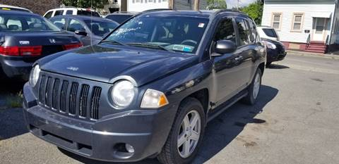 2007 Jeep Compass for sale at Perez Auto Group LLC -Little Motors in Albany NY