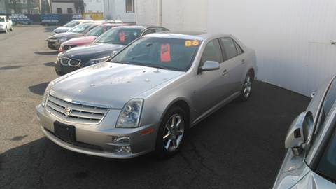 2006 Cadillac STS for sale at Perez Auto Group LLC -Little Motors in Albany NY