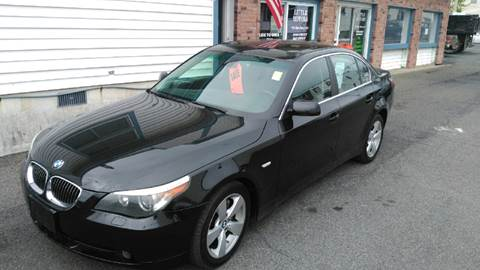 2007 BMW 5 Series for sale at Perez Auto Group LLC -Little Motors in Albany NY