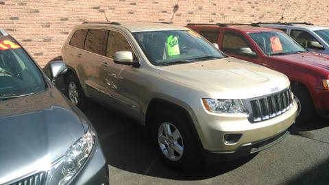 2011 Jeep Grand Cherokee for sale at Perez Auto Group LLC -Little Motors in Albany NY