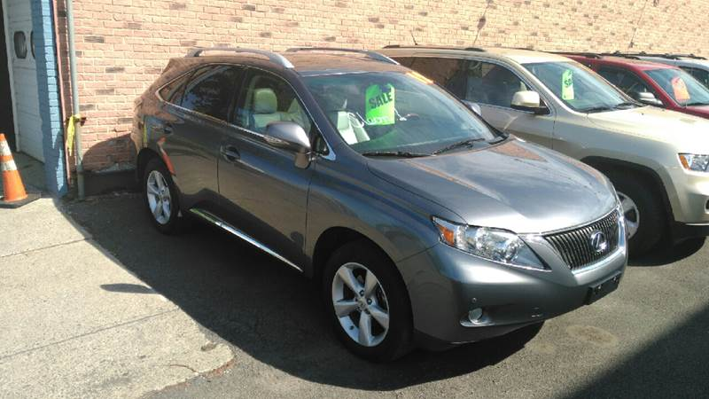 2012 Lexus RX 350 for sale at Perez Auto Group LLC -Little Motors in Albany NY
