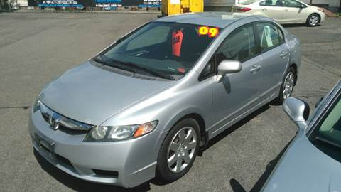 2009 Honda Civic for sale at Perez Auto Group LLC -Little Motors in Albany NY