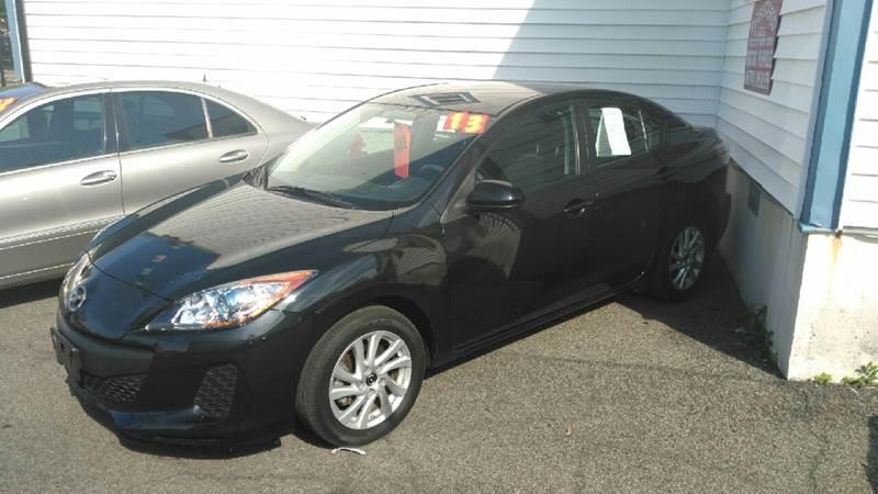 2013 Mazda MAZDA3 for sale at Perez Auto Group LLC -Little Motors in Albany NY