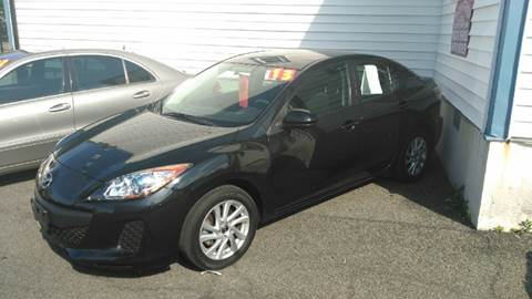 2013 Mazda MAZDA3 for sale at Perez Auto Group LLC -Little Motors in Albany NY