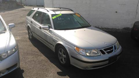 2003 Saab 9-5 for sale at Perez Auto Group LLC -Little Motors in Albany NY