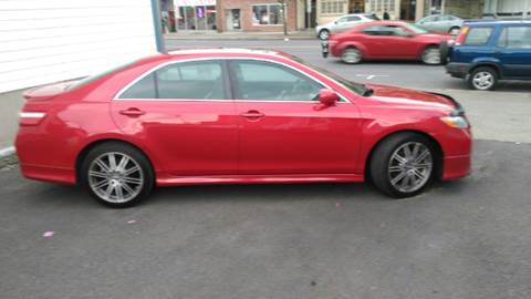 2009 Toyota Camry for sale at Perez Auto Group LLC -Little Motors in Albany NY