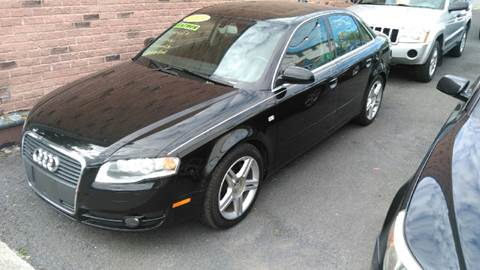 2005 Audi A4 for sale at Perez Auto Group LLC -Little Motors in Albany NY