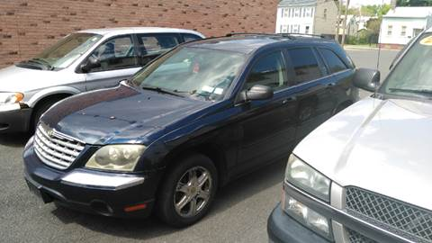 2004 Chrysler Pacifica for sale at Perez Auto Group LLC -Little Motors in Albany NY