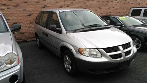 2002 Dodge Caravan for sale at Perez Auto Group LLC -Little Motors in Albany NY