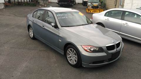 2007 BMW 3 Series for sale at Perez Auto Group LLC -Little Motors in Albany NY