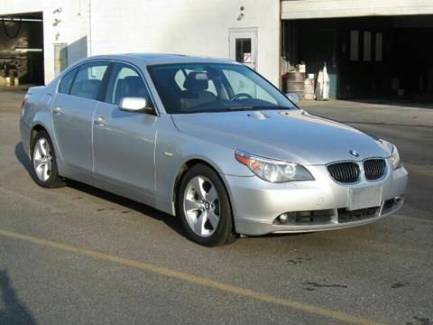 2006 BMW 5 Series for sale at Perez Auto Group LLC -Little Motors in Albany NY