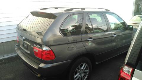 2006 BMW X5 for sale at Perez Auto Group LLC -Little Motors in Albany NY