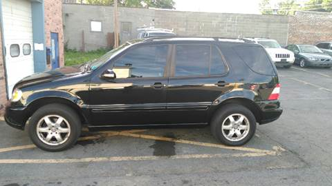 2004 Mercedes-Benz M-Class for sale at Perez Auto Group LLC -Little Motors in Albany NY