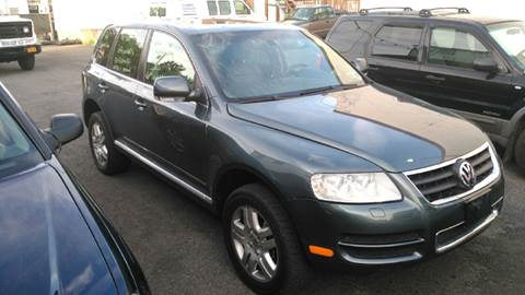 2006 Volkswagen Touareg for sale at Perez Auto Group LLC -Little Motors in Albany NY