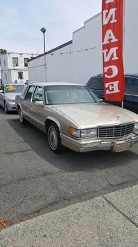 1993 Cadillac DeVille for sale at Perez Auto Group LLC -Little Motors in Albany NY