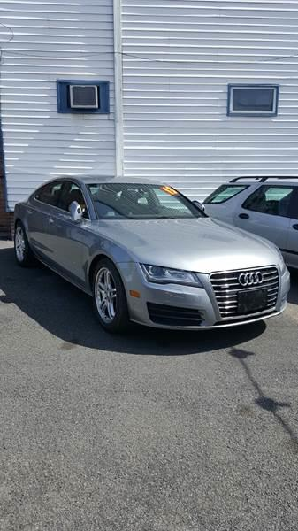 2013 Audi A7 for sale at Perez Auto Group LLC -Little Motors in Albany NY