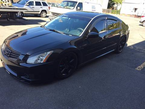 2007 Nissan Maxima for sale at Perez Auto Group LLC -Little Motors in Albany NY
