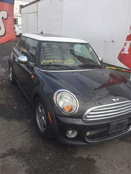 2011 MINI Cooper for sale at Perez Auto Group LLC -Little Motors in Albany NY