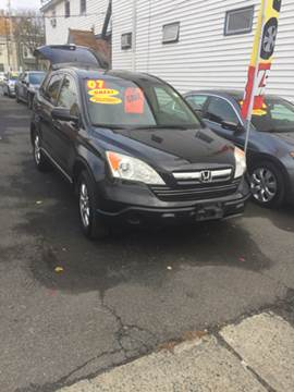 2007 Honda CR-V for sale at Perez Auto Group LLC -Little Motors in Albany NY