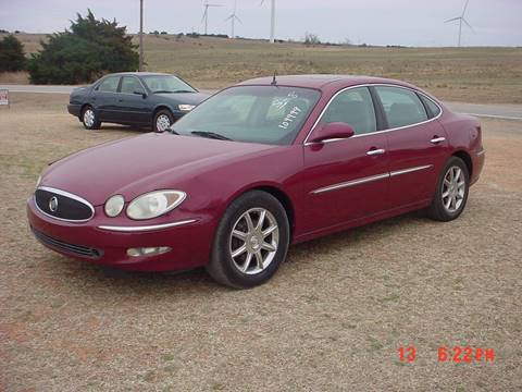 2005 Buick LaCrosse for sale in Hinton, OK