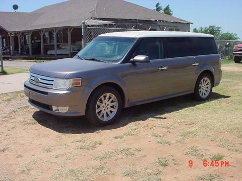 2009 Ford Flex for sale in Hinton, OK