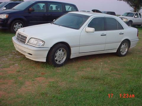 1999 Mercedes-Benz C-Class for sale in Hinton, OK