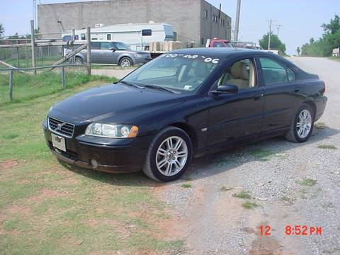 2006 Volvo S60 for sale in Hinton, OK
