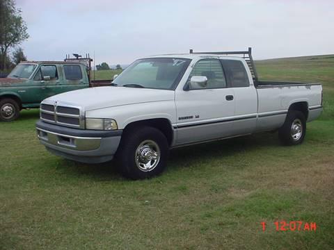 1997 Dodge Ram Pickup 2500 for sale in Hinton, OK