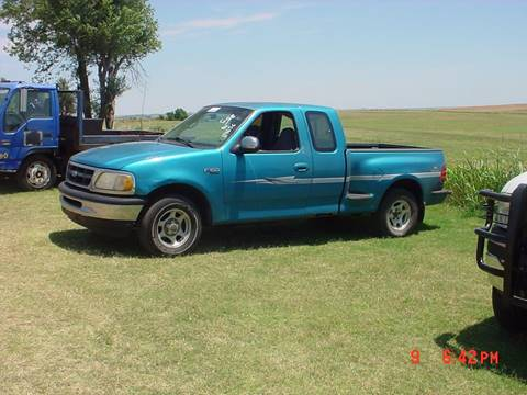 1997 Ford F-150 for sale in Hinton, OK