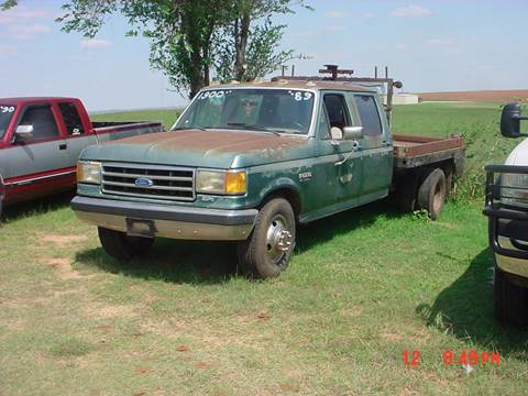 1989 Ford F-350 for sale in Hinton, OK