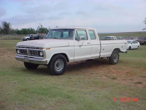 1976 Ford F-250 for sale in Hinton, OK