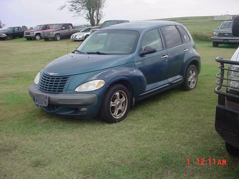 2001 Chrysler PT Cruiser for sale in Hinton, OK