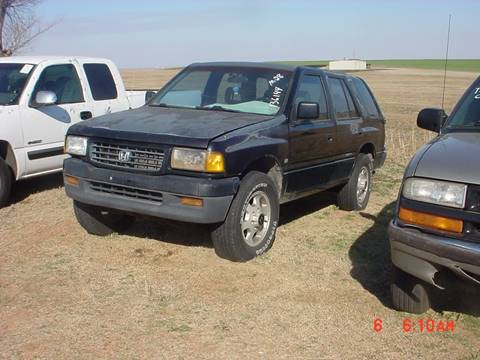 1996 Honda Passport for sale in Hinton, OK