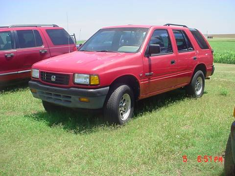 1994 Honda Passport for sale in Hinton, OK