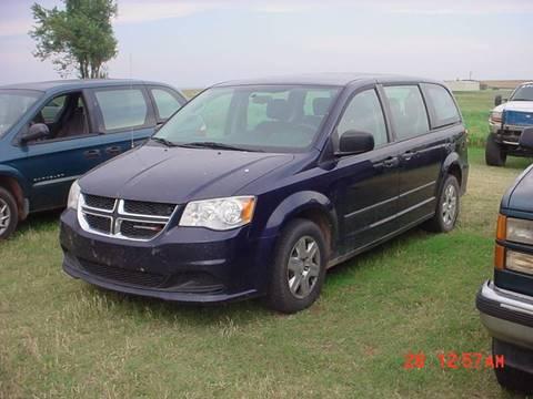 2012 Dodge Grand Caravan for sale in Hinton, OK