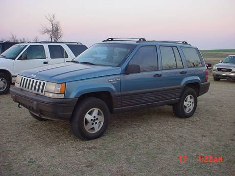 1994 Jeep Grand Cherokee for sale in Hinton, OK