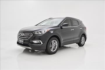 2017 Hyundai Santa Fe Sport for sale in Fort Worth, TX