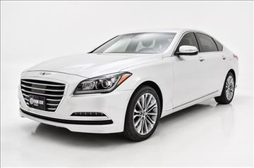 2017 Genesis G80 for sale in Fort Worth, TX