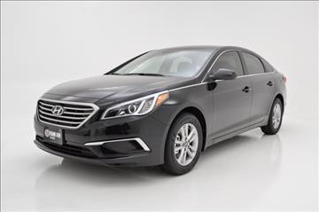 2017 Hyundai Sonata for sale in Fort Worth, TX