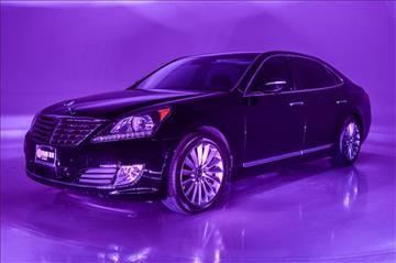 2015 Hyundai Equus for sale in Fort Worth, TX