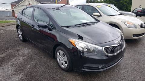 2015 Kia Forte for sale in Columbia, TN