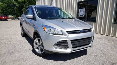 2014 Ford Escape for sale at Guidance Auto Sales LLC in Columbia TN