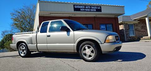 2000 GMC Sonoma for sale in Columbia, TN