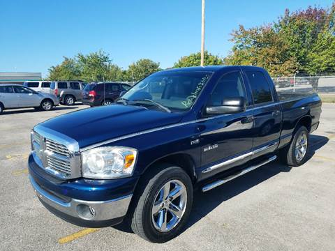2008 Dodge Ram Pickup 1500 for sale in Sevierville, TN